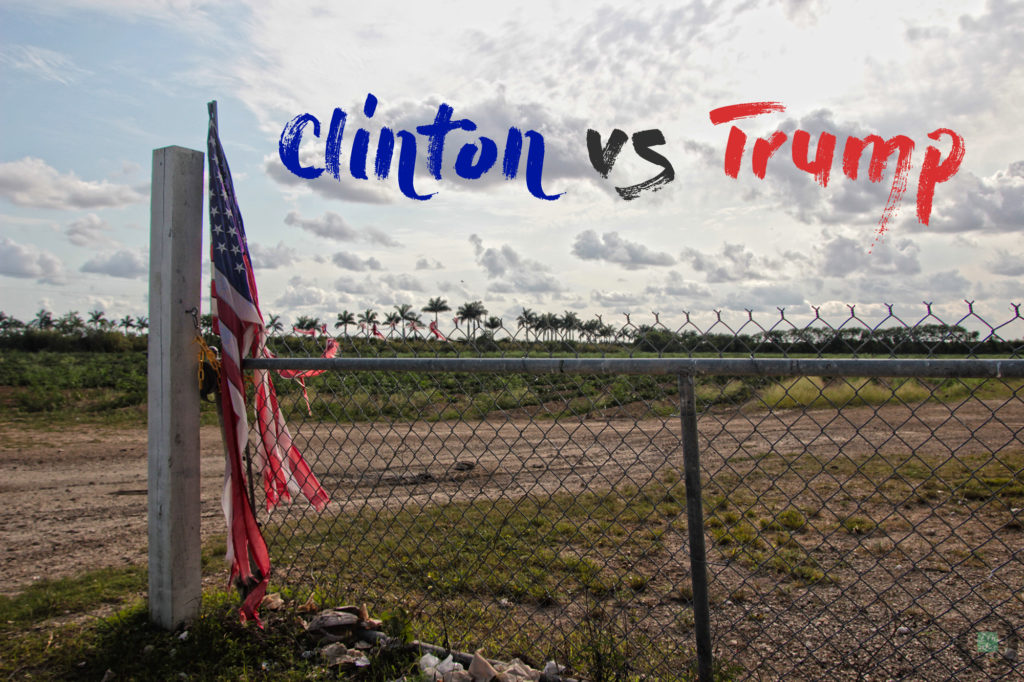Clinton vs Trump: L'ultimo confronto U.S.A