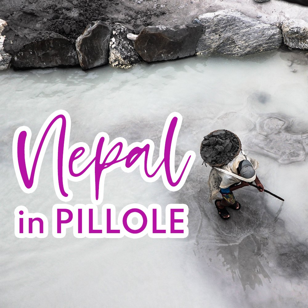 Nepal in pillole: dove si trova il Nepal?